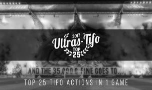 POLL: Top 25 TIFO actions in 2017