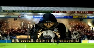 De Graafschap - Jong FC Utrecht II 10.01.2020