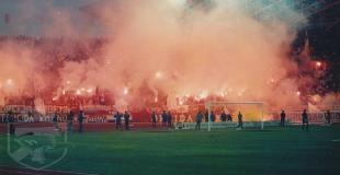 MEMORIES: Hajduk Split - Partizan 26.09.1990