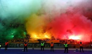 Hertha BSC - Borussia Dortmund 19.01.2018