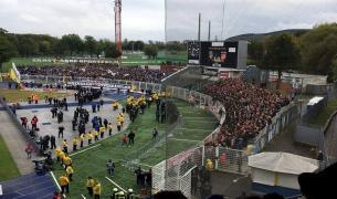 Carl Zeiss Jena - Rot-Weiss Erfurt 08.10.2017