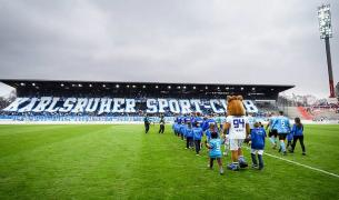 Karlsruher SC - Fortuna Köln 10.02.2018