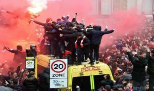 Liverpool - Roma 24.04.2018