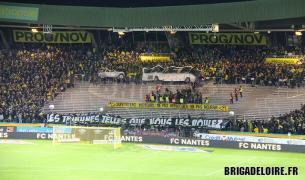 Nantes - Monaco 29.11.2017