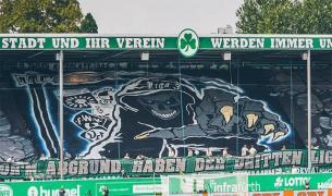 SpVgg Fürth – Sandhausen 04.08.2018