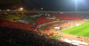 Crvena Zvezda - Arsenal 19.10.2017