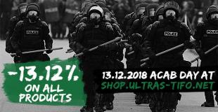 1312 Day in Ultras-Tifo Shop