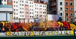 CE Europa - Sant Andreu 05.01.2020