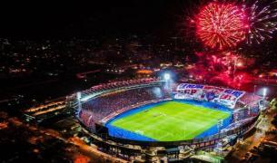 Cerro Porteño - Grêmio 17.04.2018