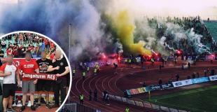 CSKA-Sofia - Levski Sofia 11.04.2018