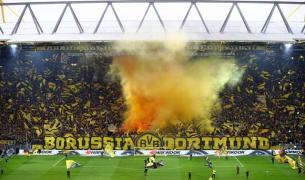Borussia Dortmund - Schalke 04 25.11.2017