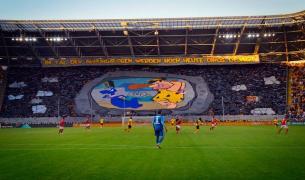 Dynamo Dresden - Hamburger SV 18.09.2018