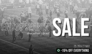 Ultras-Tifo Shop: End of season sale
