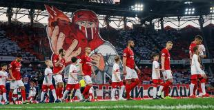 Spartak Moscow - Yenisey 21.04.2019