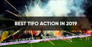 Ferencvaros TIFO voted the best for 2019!