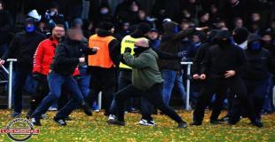 RIOTS: FSV Glückauf Brieske - SV Babelsberg 03 16.11.2019