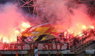 Hajduk Split - Górnik Zabrze 29.06.2018