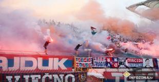 Hajduk Split - Rijeka 17.09.2017