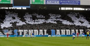 Hansa Rostock - Unterhaching 09.02.2019