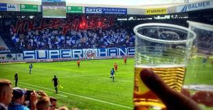 Hansa Rostock - Viktoria Köln 20.07.2019