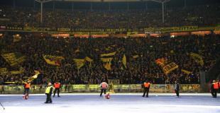 Hertha BSC - Borussia Dortmund 16.03.2019