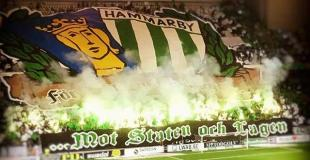 Hammarby - IFK Göteborg 20.09.2017
