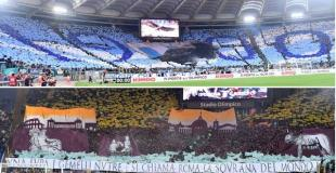 Lazio - Roma 15.04.2018