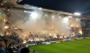 Legia Warszawa - Lech Poznan 16.09.2018
