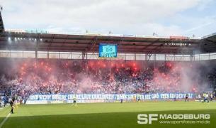 Magdeburg  - Hansa Rostock 09.09.2017