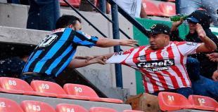 RIOTS: Atlético de San Luis - Querétaro 20.09.2019