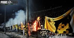 PAOK - AEK Athens 12.01.2020
