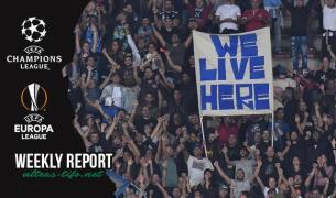 UEFA 17/18 Week 9: CL & EL group stage [2nd round]