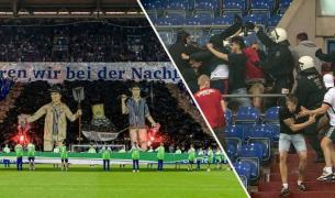 Schalke 04 - Eintracht Frankfurt 18.04.2018
