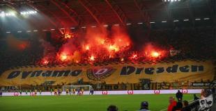 Dynamo Dresden - Erzgebirge Aue 19.10.2018