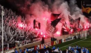 Apollon Limassol - Eintracht Frankfurt 08.11.2018