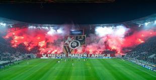 Śląsk Wrocław - Legia Warszawa 09.09.2017