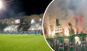 Sturm Graz - Rapid Wien 18.04.2018