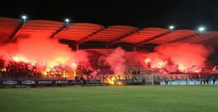 Újpest - Ferencváros 09.02.2019