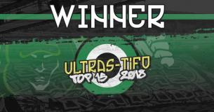 Rapid Wien's TIFO voted the best for 2018!