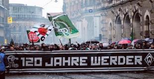 Werder Bremen - Augsburg 10.02.2019