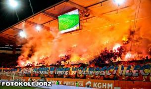 Zaglebie Lubin - KKS Lech Poznań 20.04.2018