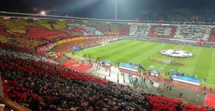 Crvena Zvezda - PSG 11.12.2018