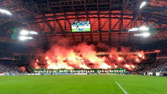 Legia Warszawa 22.03.2015