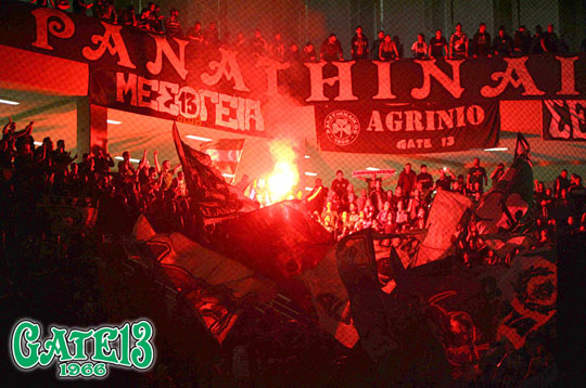Panathinaikos - Apollon Patras 05.04.2015
