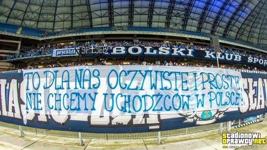 Lech Poznan Supporters Boycott Europa League Match