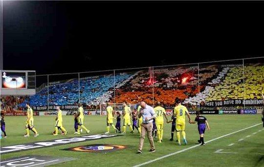 Apoel Nikosia Schalke 04