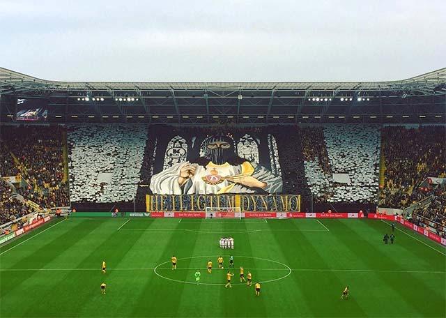 Dynamo Dresden - Stuttgart 15.10.2016