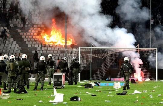 Paok Olympiakos: Olympiakos 02.03.2016