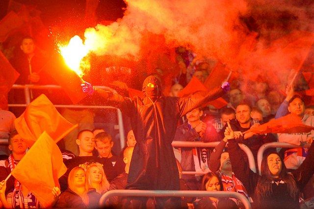 Gornik Zabrze: Legia Warszawa 10.08.2016