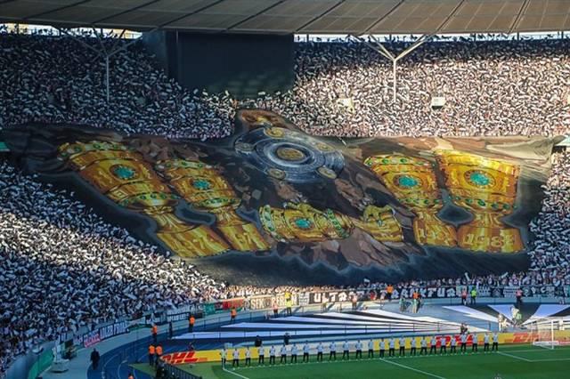Eintracht Frankfurt - Borussia Dortmund 27.05.2017